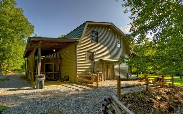 110 Old Indian Trl, Blue Ridge, GA 30513 (MLS #297675) :: RE/MAX Town & Country