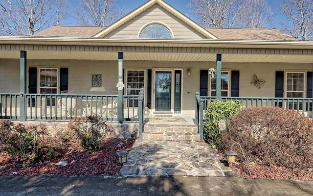 509 Eagles View Circle, Hayesville, NC 28904 (MLS #297680) :: RE/MAX Town & Country