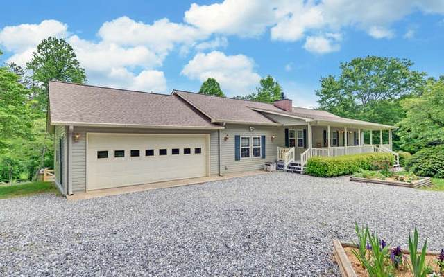 350 Garrett Circle, Blairsville, GA 30512 (MLS #297681) :: RE/MAX Town & Country