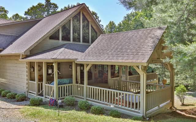 1630 Black Ankle Creek Rd, Blue Ridge, GA 30513 (MLS #297707) :: RE/MAX Town & Country