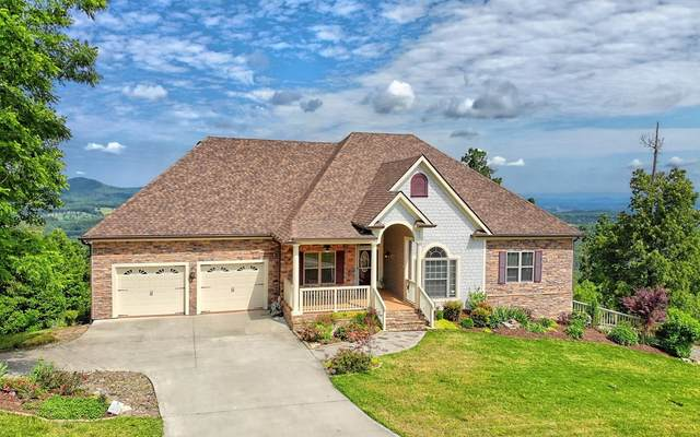 651 Summit Trace, Blairsville, GA 30512 (MLS #297766) :: RE/MAX Town & Country