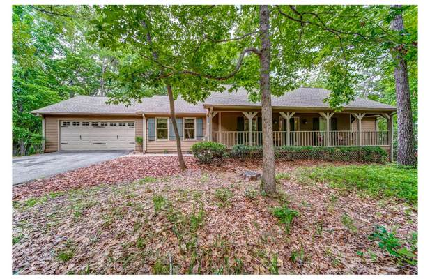 295 Wedgewood Dr, Big Canoe, GA 30143 (MLS #298147) :: RE/MAX Town & Country