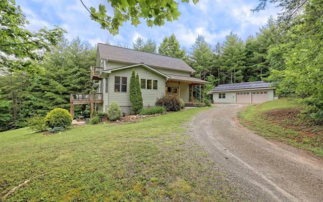 2257 Trout Cove Road, Brasstown, NC 28902 (MLS #298170) :: RE/MAX Town & Country