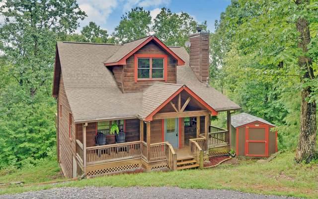 200 Ridgecrest Cir, Ellijay, GA 30540 (MLS #298506) :: RE/MAX Town & Country