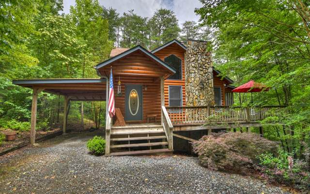 128 Ridge View Estates, Blue Ridge, GA 30513 (MLS #298569) :: RE/MAX Town & Country