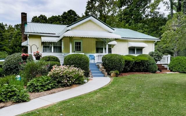 386 Hwy 2, Blue Ridge, GA 30513 (MLS #298574) :: RE/MAX Town & Country