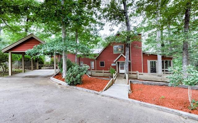 264 Tanglewood Cove, Blue Ridge, GA 30513 (MLS #298575) :: RE/MAX Town & Country