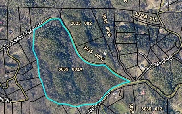 48 AC Pleasant Gap Road, Ellijay, GA 30540 (MLS #298595) :: RE/MAX Town & Country