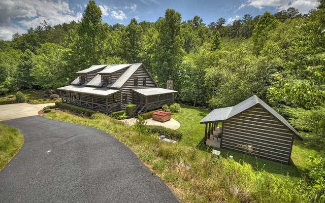 196 Newberry Drive, Mineral Bluff, GA 30559 (MLS #298883) :: RE/MAX Town & Country