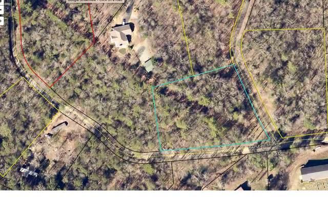 22 Cole Road, Ellijay, GA 30540 (MLS #298986) :: Path & Post Real Estate
