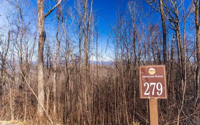 L.279 Andes Ridge, Ellijay, GA 30540 (MLS #299025) :: RE/MAX Town & Country