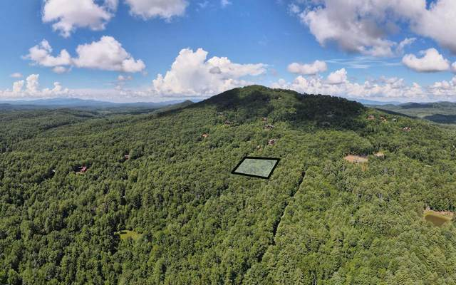 LOT 7 Rocking Chair Ridge, Mineral Bluff, GA 30559 (MLS #299396) :: RE/MAX Town & Country