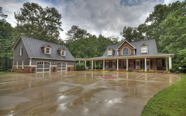 478 Fowler Farm Dr, Talking Rock, GA 30175 (MLS #299419) :: RE/MAX Town & Country