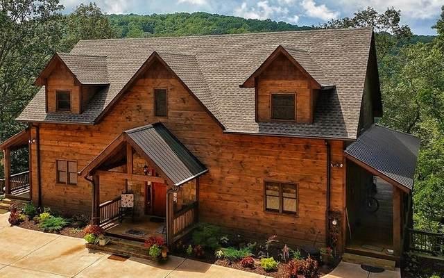 702 Mountain Falls Loop, Ellijay, GA 30536 (MLS #299478) :: RE/MAX Town & Country