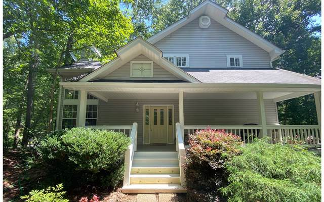 350 White Oak Road, Blairsville, GA 30512 (MLS #299600) :: RE/MAX Town & Country