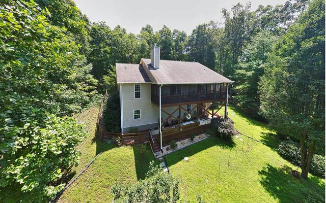 113 Forest Ridge Road, Blairsville, GA 30512 (MLS #299612) :: RE/MAX Town & Country