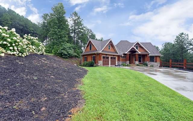 24 Mile High, Blairsville, GA 30512 (MLS #299797) :: Path & Post Real Estate