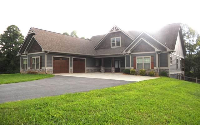 60 Mckee Creek Lane, Blairsville, GA 30512 (MLS #299815) :: Path & Post Real Estate