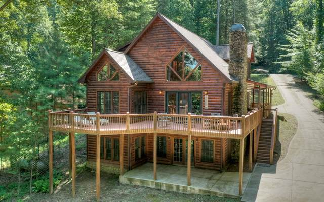 54 Alderwood Lane, Ellijay, GA 30536 (MLS #299893) :: Path & Post Real Estate