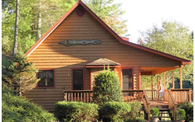 66 Mission Dam Overlook, Hayesville, NC 28904 (MLS #299923) :: RE/MAX Town & Country