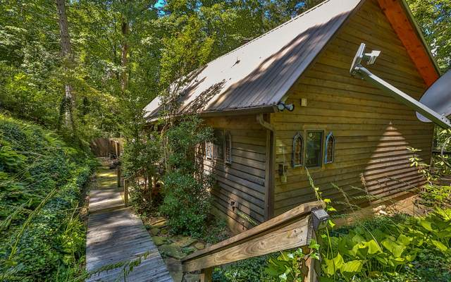 808 Mill Stone Mountain, Blue Ridge, GA 30541 (MLS #299937) :: RE/MAX Town & Country