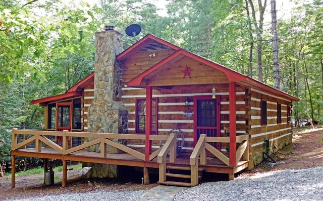 72 Honeysuckle Way, Blue Ridge, GA 30513 (MLS #299987) :: RE/MAX Town & Country