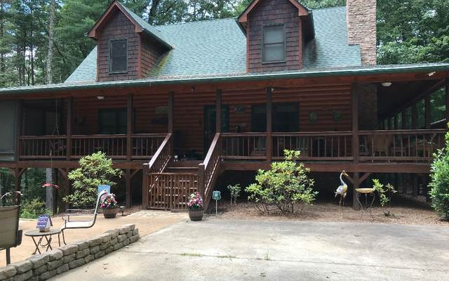 72 Stoney River Lane, Suches, GA 30572 (MLS #300144) :: Path & Post Real Estate