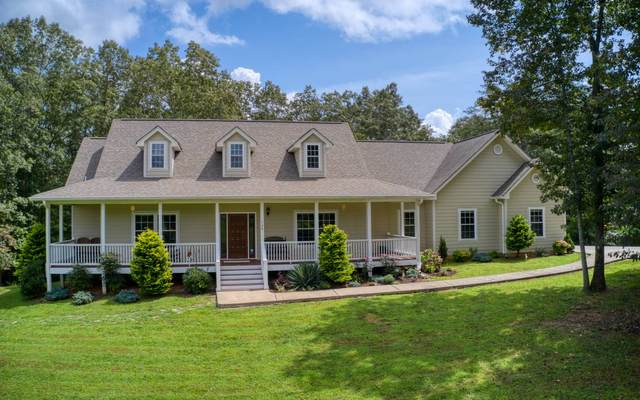 128 Holly Lane, McCaysville, GA 30555 (MLS #300213) :: RE/MAX Town & Country