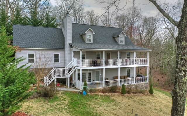 350 Hideaway Place, Morganton, GA 30560 (MLS #300256) :: Path & Post Real Estate
