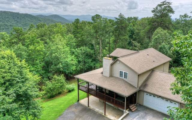 190 Owltown Dr, Ellijay, GA 30536 (MLS #300260) :: RE/MAX Town & Country