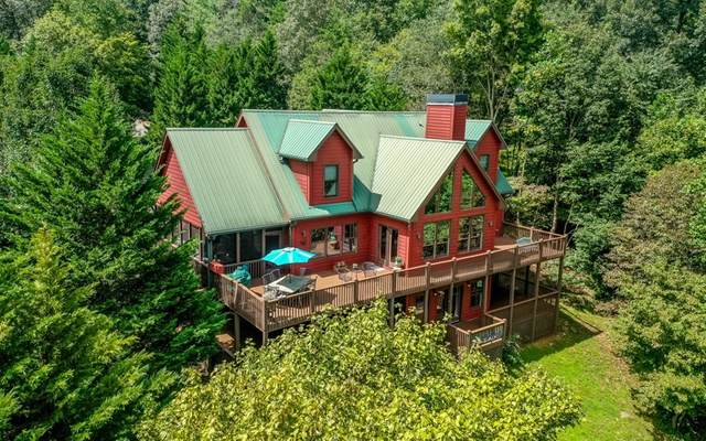25 River Oaks Trail, Ellijay, GA 30536 (MLS #300269) :: Path & Post Real Estate