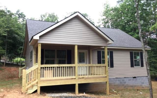 95 Old South Dr, Ellijay, GA 30540 (MLS #300283) :: RE/MAX Town & Country