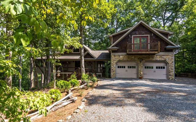 187 Chatuge Cove Dr, Hayesville, NC 28904 (MLS #300360) :: RE/MAX Town & Country