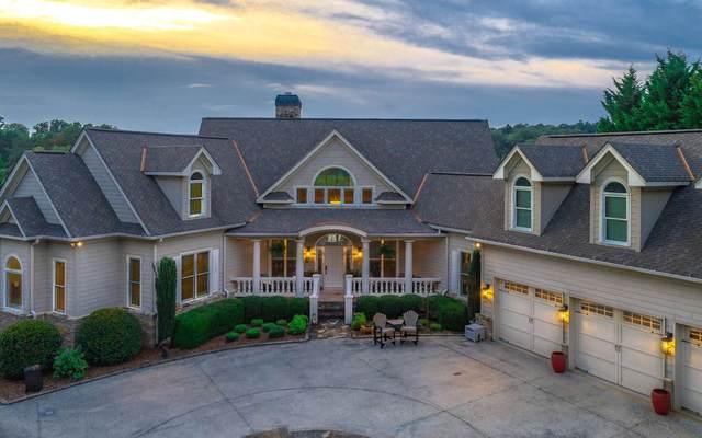 1901 Russell Manor Road, Hiawassee, GA 30546 (MLS #300365) :: Path & Post Real Estate