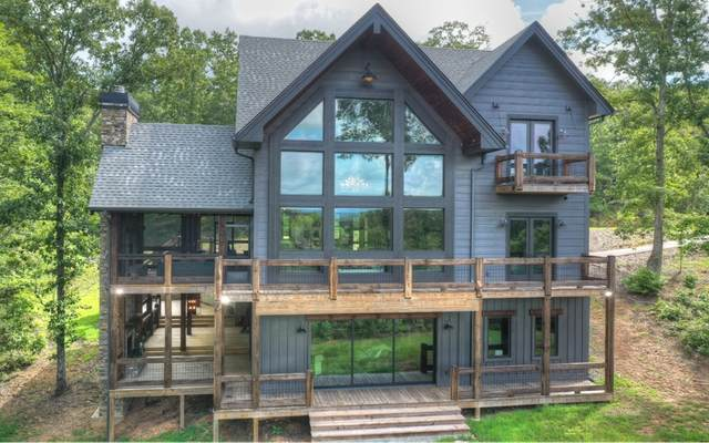 29 Big View Road, Mineral Bluff, GA 30559 (MLS #300383) :: RE/MAX Town & Country