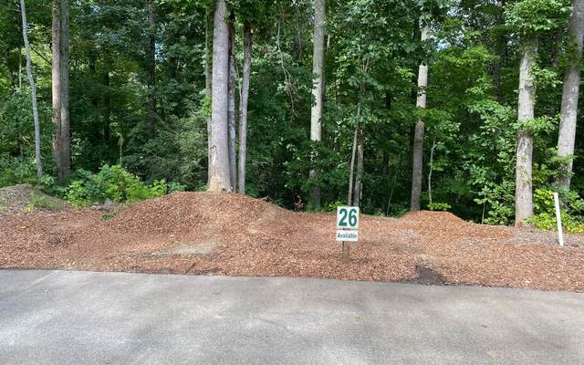 LT 26 Overlook At Br, Blue Ridge, GA 30513 (MLS #300473) :: Path & Post Real Estate