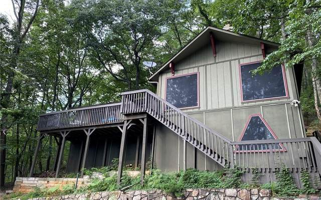 1145 Oglethorpe Mountain, Jasper, GA 30143 (MLS #300513) :: Path & Post Real Estate
