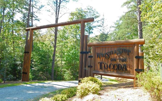 LOT 6 Whistlestop Ontoccoa, Blue Ridge, GA 30513 (MLS #300557) :: RE/MAX Town & Country