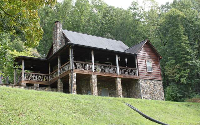 432 Hogsed Dr, Hayesville, NC 28904 (MLS #300612) :: Path & Post Real Estate