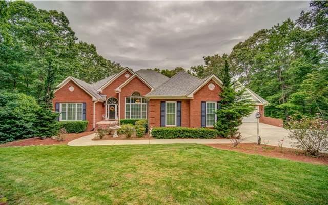 375 Leonard Evans Rd, Ellijay, GA 30540 (MLS #300626) :: Path & Post Real Estate