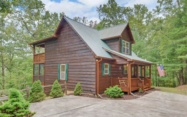 530 Parnell Drive, Ellijay, GA 30540 (MLS #300695) :: Path & Post Real Estate