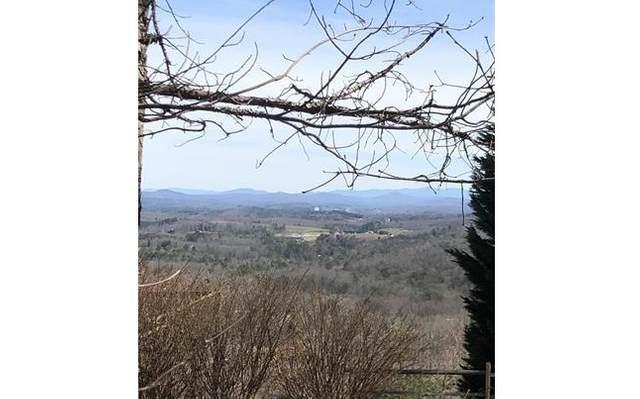 1 Sunrock Mountain Rd, Blue Ridge, GA 30513 (MLS #300707) :: Path & Post Real Estate