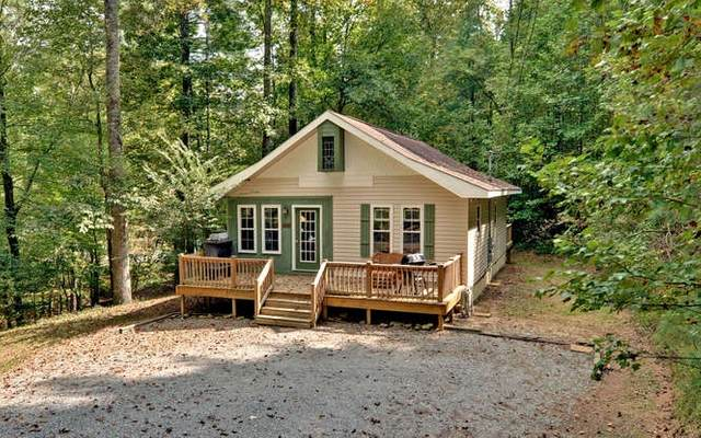 158 Bamby Lane, Ellijay, GA 30540 (MLS #300723) :: Path & Post Real Estate