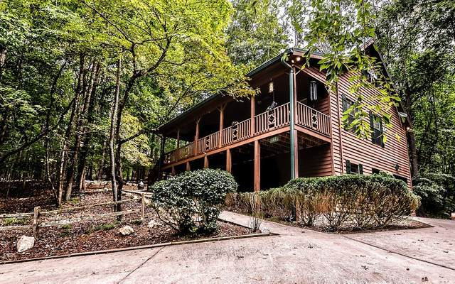 117 Ivy Street, Ellijay, GA 30540 (MLS #300751) :: Path & Post Real Estate