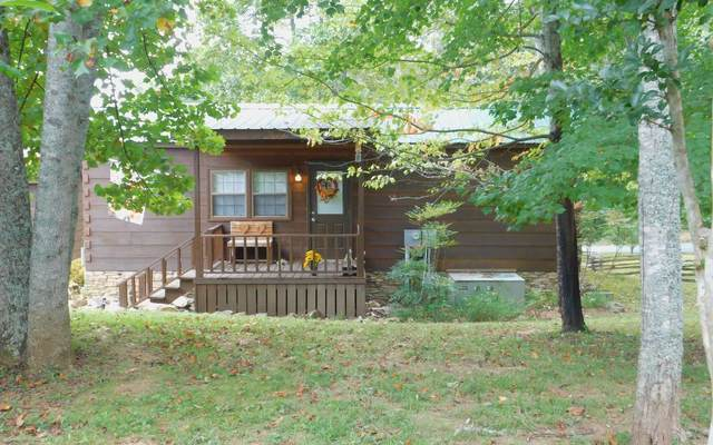 32 Frontier Way, Blairsville, GA 30512 (MLS #300786) :: RE/MAX Town & Country