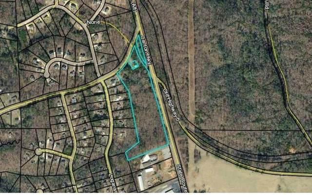 0 Canton Road, Jasper, GA 30143 (MLS #300854) :: Path & Post Real Estate