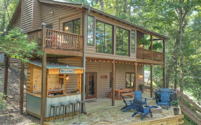 423 Greely Drive, Ellijay, GA 30540 (MLS #300868) :: Path & Post Real Estate