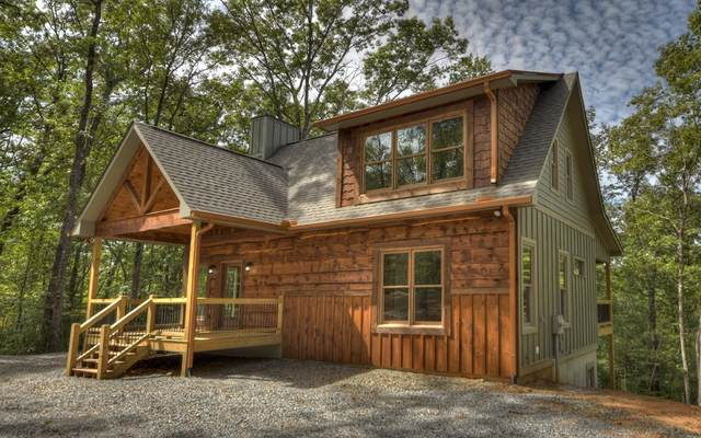 70 Crystal Mountain Dr, East Ellijay, GA 30540 (MLS #300884) :: RE/MAX Town & Country