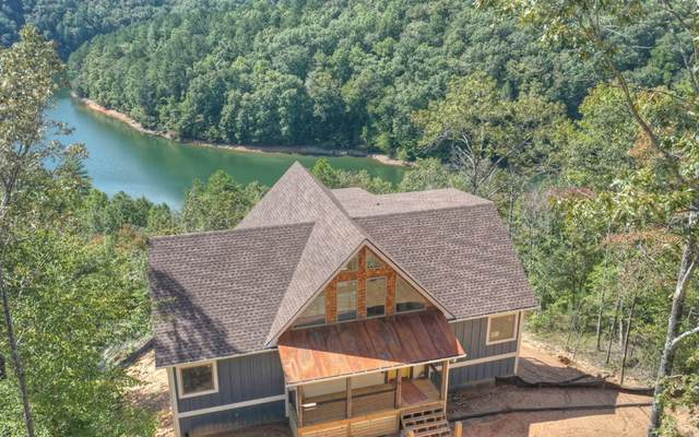 L1103 Molly Circle, Ellijay, GA 30540 (MLS #300889) :: Path & Post Real Estate