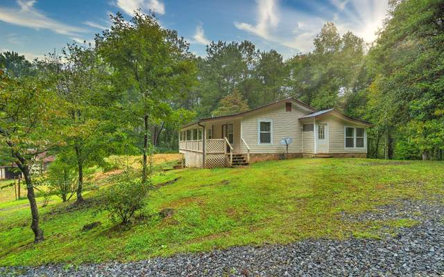 287 Old Mill Rd, Ellijay, GA 30540 (MLS #300890) :: RE/MAX Town & Country